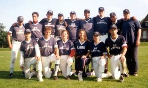 2. Platz College Series 1998, Endrunde, Münster